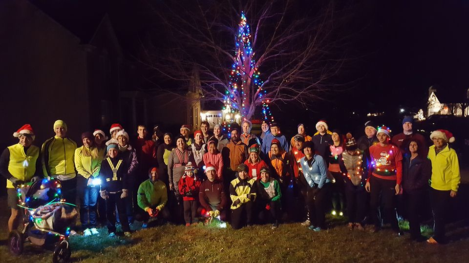Holiday Lights Run 2016
