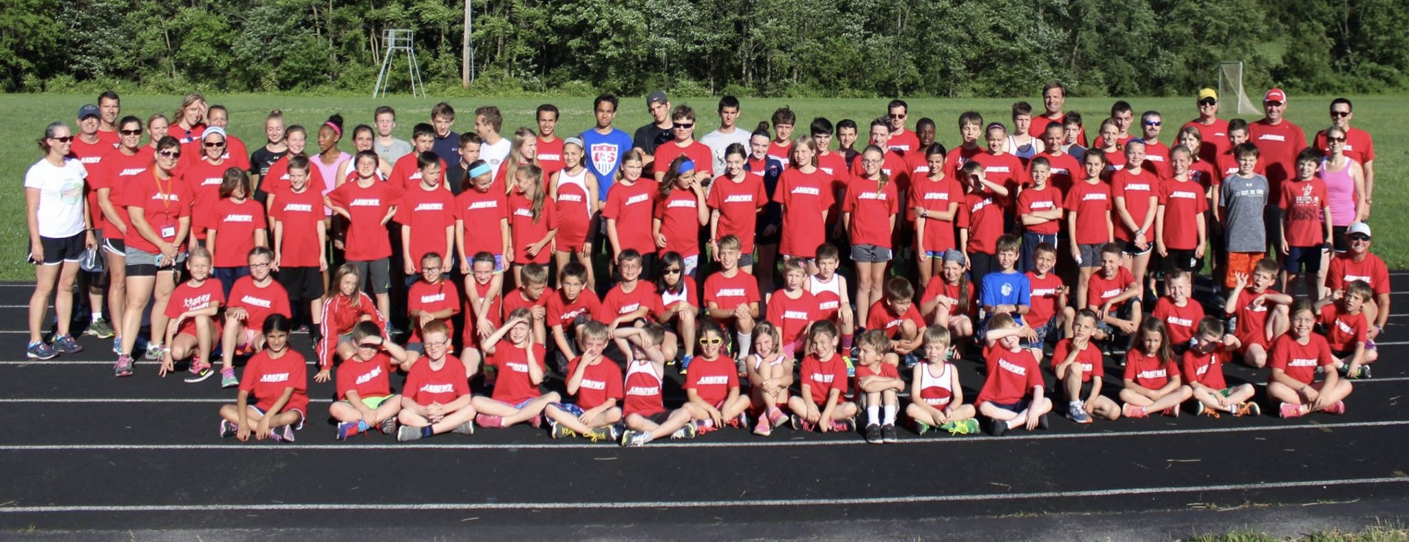 ARROWS Track & Field 2015