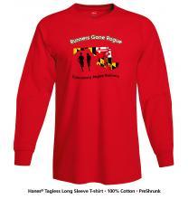 ERR Runners Gone Rogue Long Sleeve T shirt